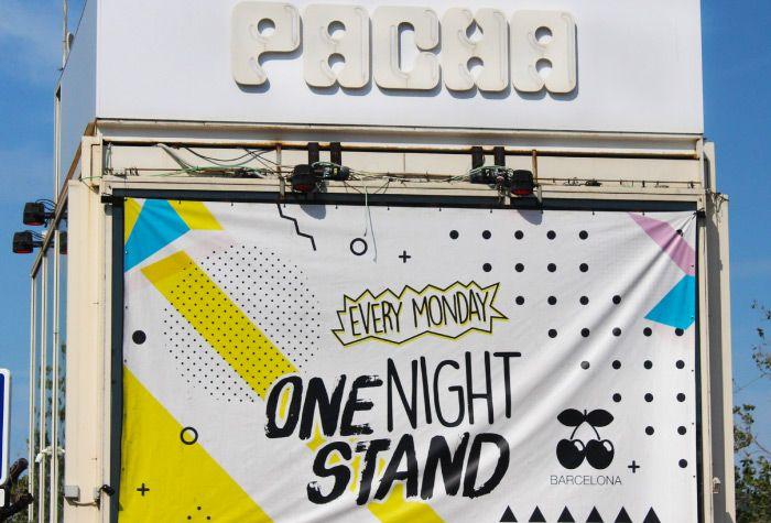 Pacha Club in Barcelona