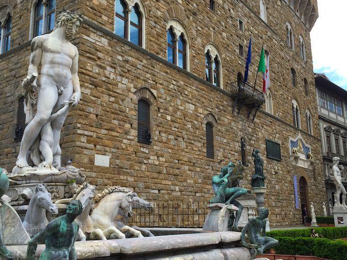 Palazzo Vecchio Facade