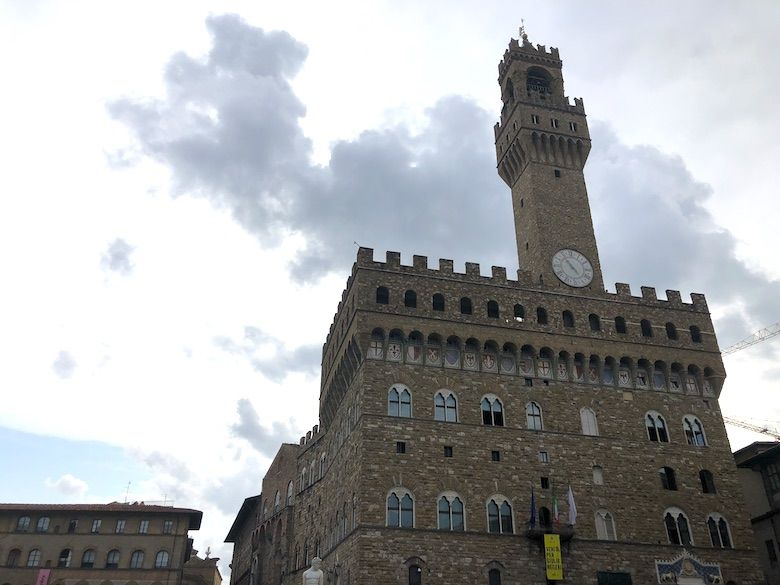 Guide to Palazzo Vecchio in Florence