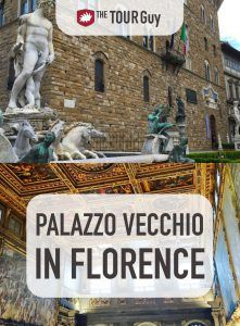 Palazzo Vecchio in Florence Pinterest