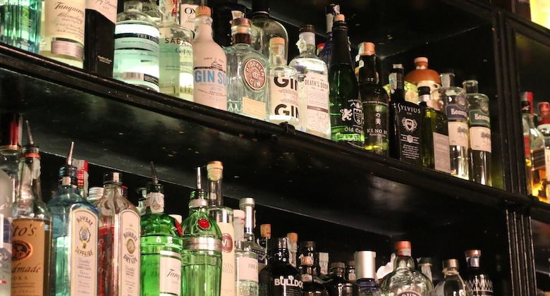Paris Bar Cocktails