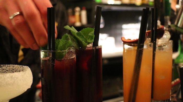 Paris Cocktails