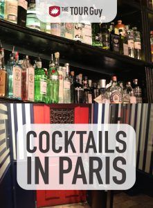 Paris Cocktails Pinterest