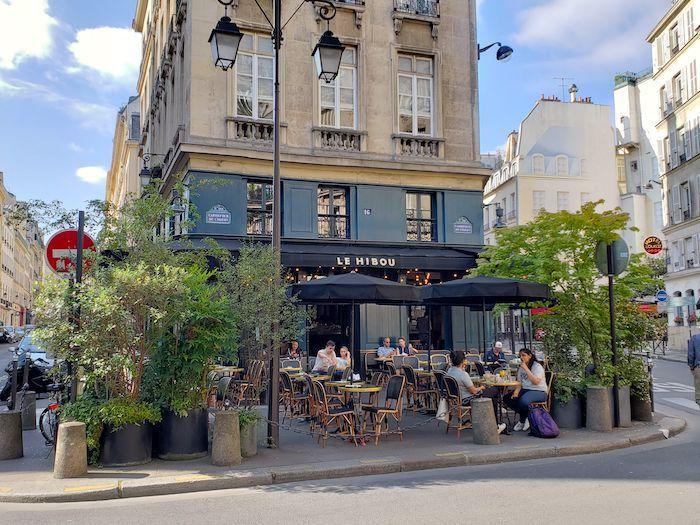 Paris Restuarant