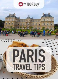 Paris Travel Tips Pinterest