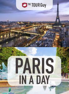 Paris in a Day Pinterest