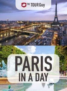Paris in a Day Pinterest