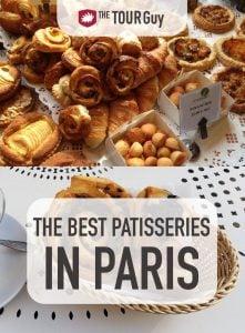 Patisseries in Paris Pinterest