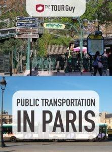 Public Transportation in Paris Pinterest
