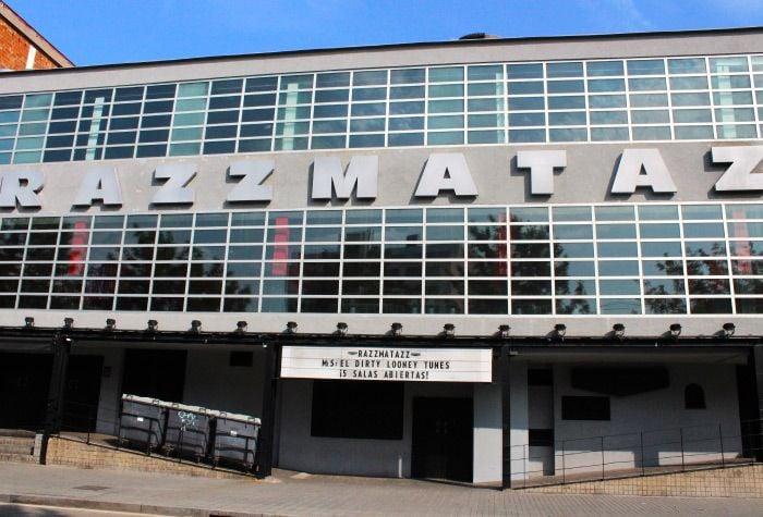 Razzmatazz Club in Barcelona