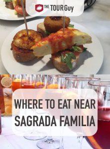 Restaurants Near Sagrada Pinterest