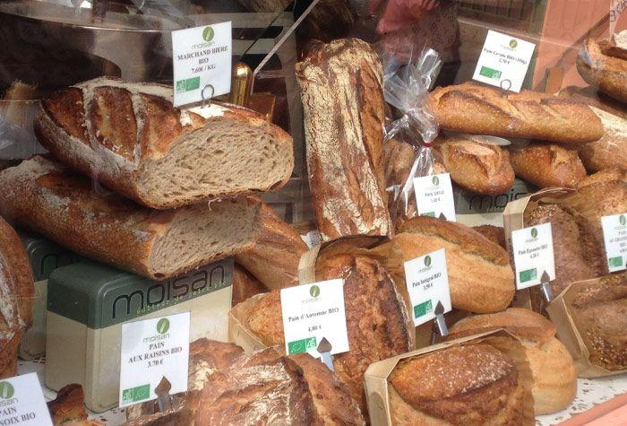 boulangeries in paris
