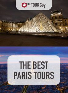 Best Paris Tours Pinterest