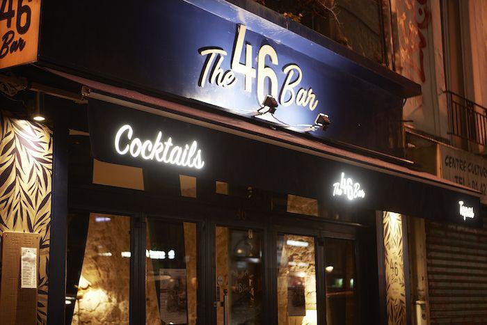 The 46 Bar paris