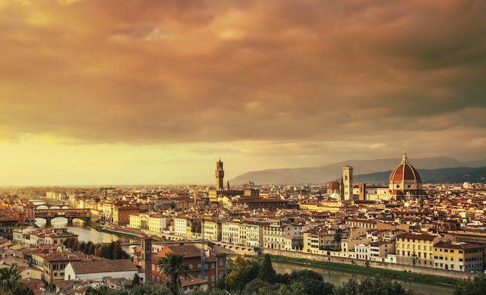 Sunset Piazzale Michelangelo