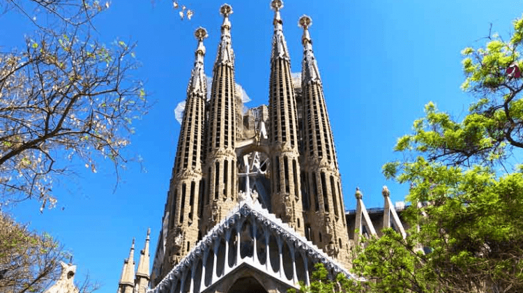 Sagrada Familia Church