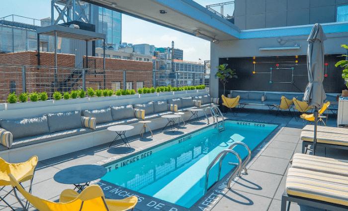 Selina Chelsea NYC best hotels