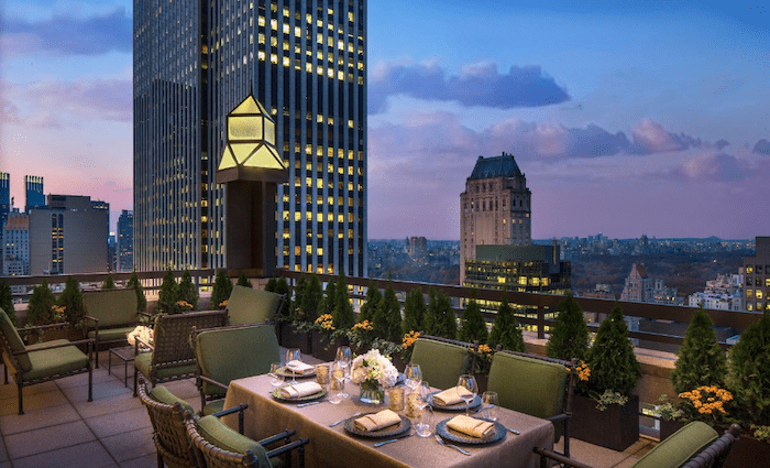 The Four Seasons NYC Central Park Best Hotels
