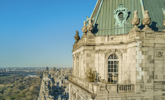 The Pierre NYC best hotels upper east side