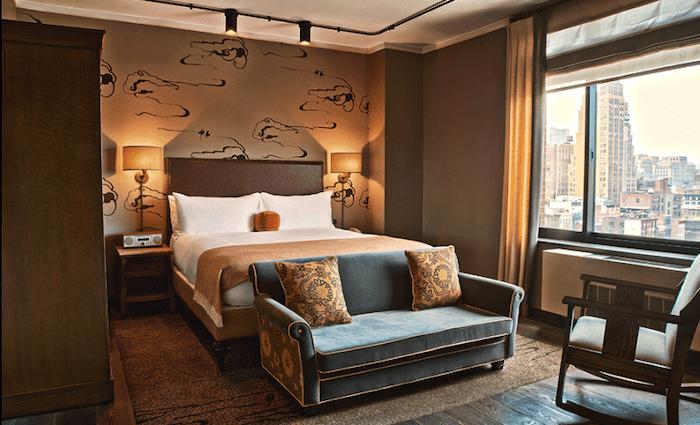 The Soho Grand Hotel best hotels NYC