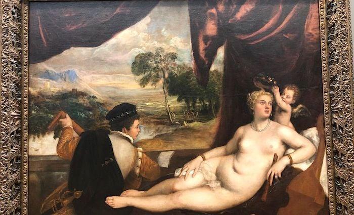 Titian's Masterpiece in the MET