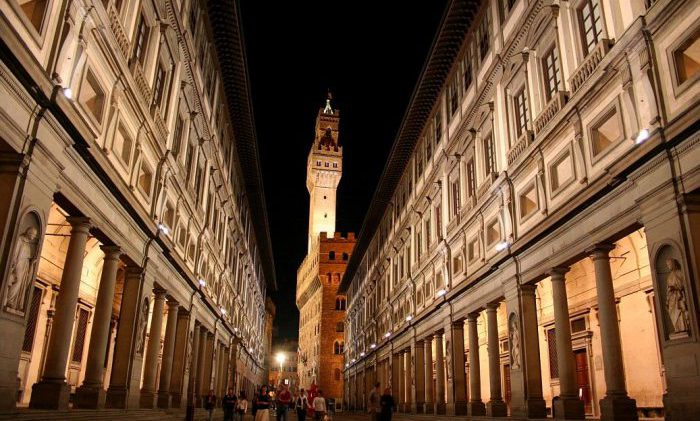 Uffizi gallery top Florence Attractions