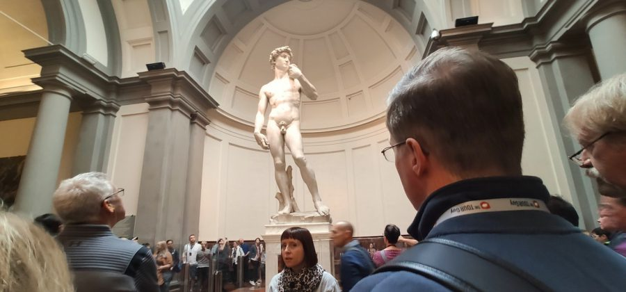 Accademia Gallery Florence David the Tour Guy 1440