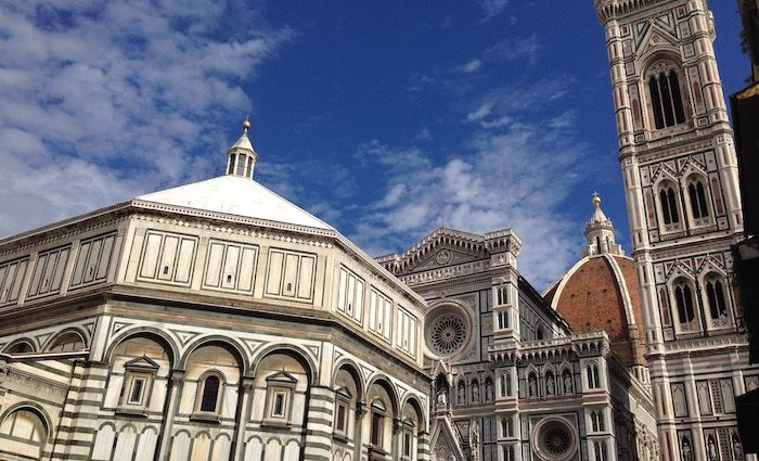 Florence Duomo Cathedral Dome