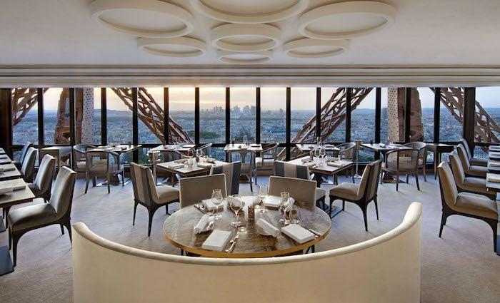 Eiffel Tower Restaurants Guide To