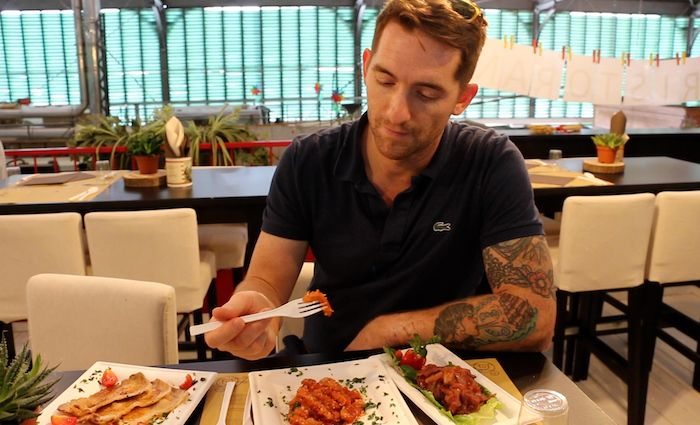 Luca Menoni best restaurants in Santa Croce
