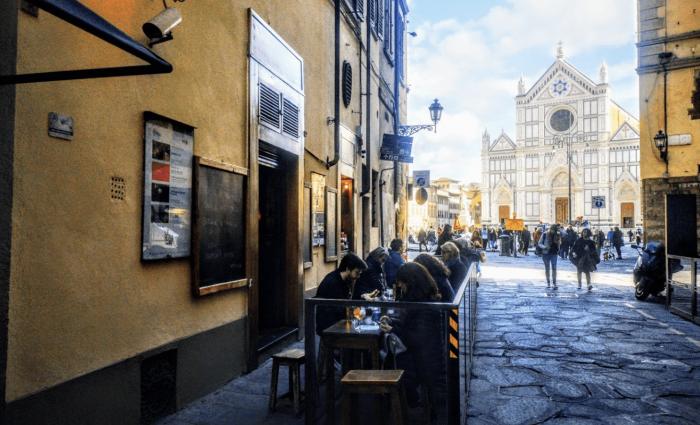 Note di Vino Best bars and restaurants in Santa Croce Florence
