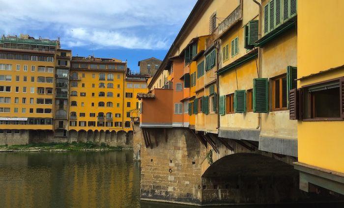 Ponte Vecchio Top Florence Attractions