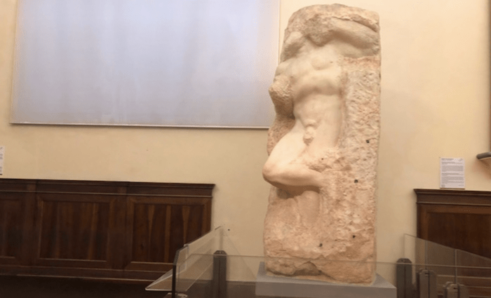 Hall of Prisoners Accademia Tour