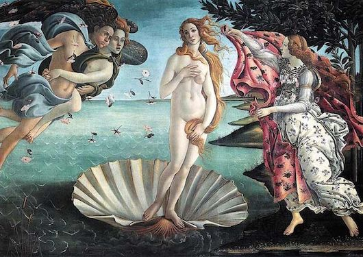 The Birth of Venus by Sandro Botticelli The Tour Guy Uffizi Tour