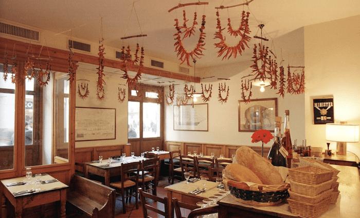 Trattoria Cibreo best restaurants in Santa Croce Florence 700