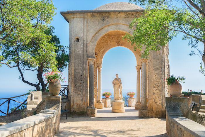 AMalfi Coast Top Attractions Ravello Villa Cimbrone