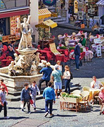 Amalfi Town Best Restaurants 340 x 415