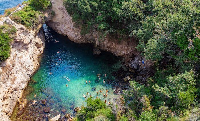 Bath of Regina Giovanna Sorrento Top Attractions Amalfi Coast