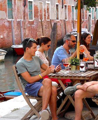 Best Restaurants Cannaregio Canal