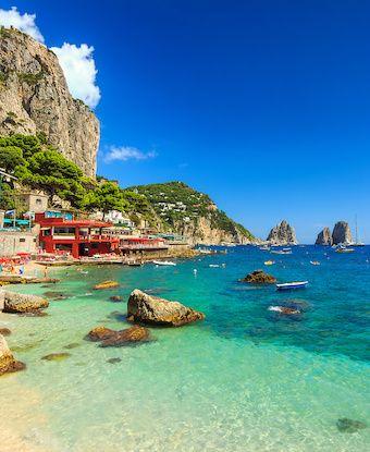 Best Restaurants in Capri