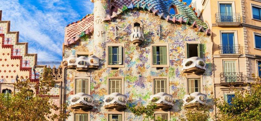 Top Attractions in Barcelona Casa Batllo