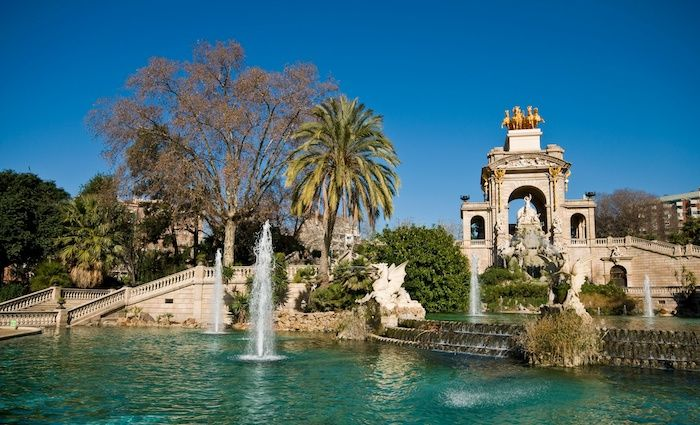 Citadel Park Barcelona Top Attractions