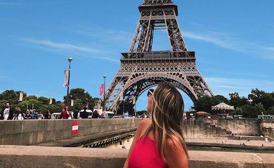 Europe's Top Attractions Paris Eiffel