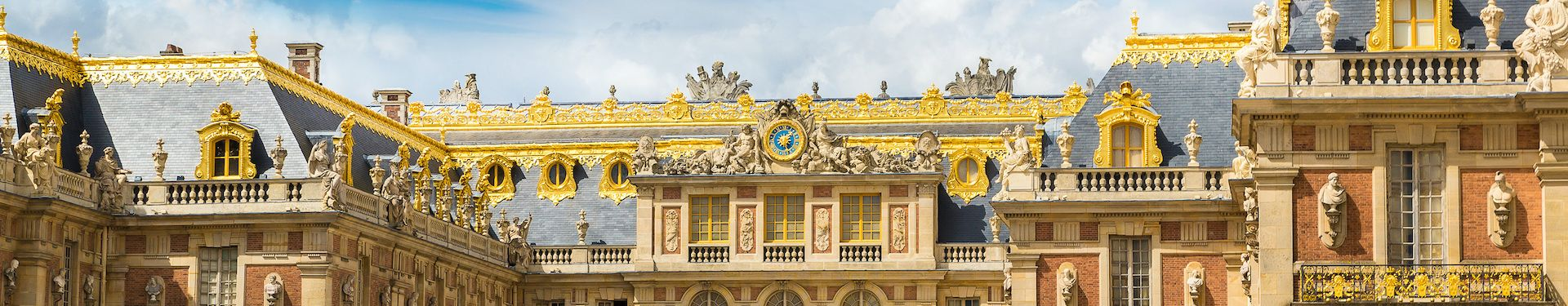 Europes Top attractions Versailles