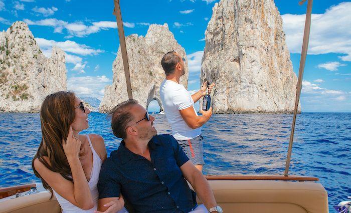 Faraglioni Rocks Capri Top Attractions