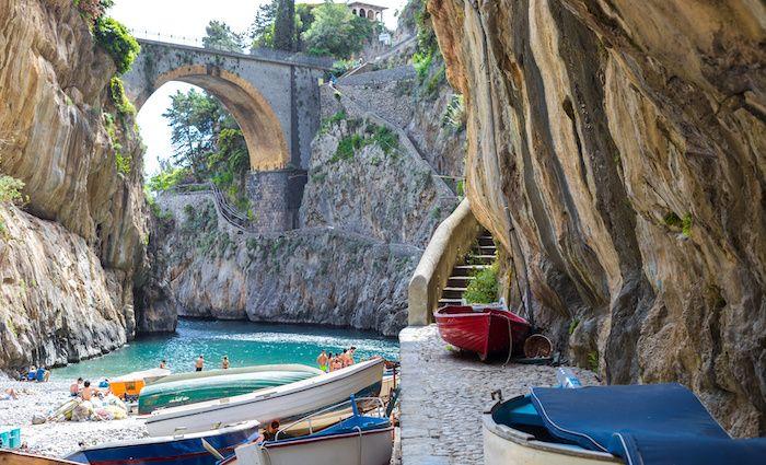 Fiordo di Furore Beach Incredible Amalfi Coast
