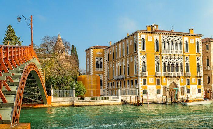 Galleria Dell'Accademia Ponte Accademia Venice