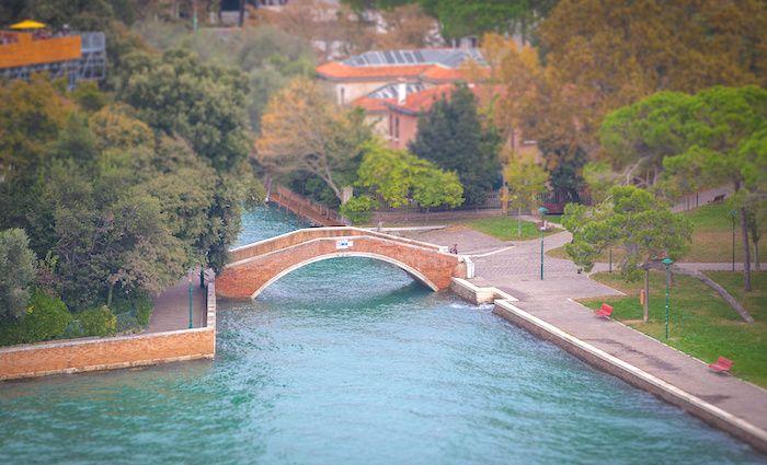 Giardini della Biennale Venice Italy Garden Park