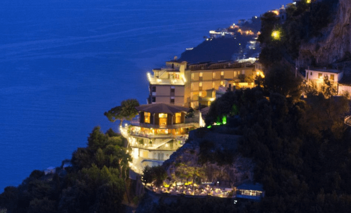 Grand Hotel Amalfi