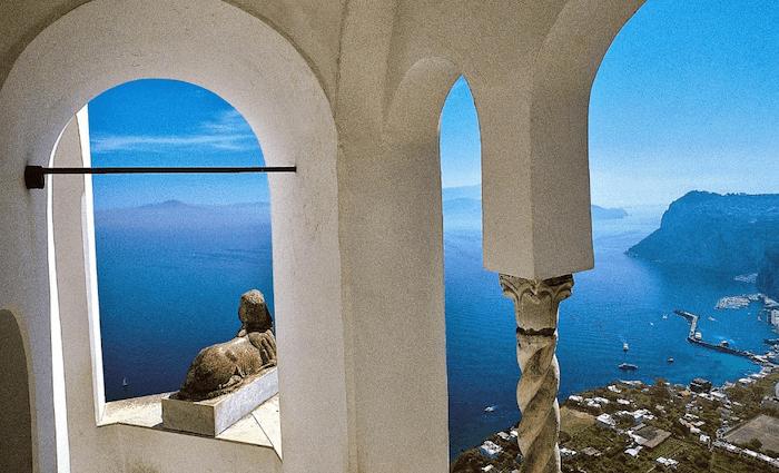 Hotel Bougainville Capri